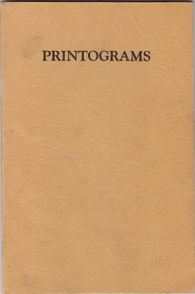 Printograms of an Old Printer. Bronislave Arnoldy