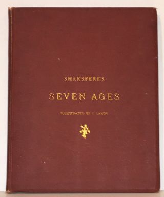 Shakspere's Seven Ages (with 7 original photographs)