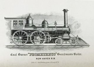 Drawings Of Maps, Bridges, Profiles, Coal Burning Locomotives, Chairs, Brakes, Splices, &c. Accompanying The Report Of The Board Of Railroad Commissioners for 1856