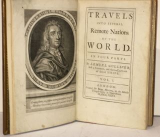 Travels into Several Remote Nations of the World. In Four Parts. By Lemuel Gulliver, First a Surgeon, and then a Captain of Several Ships