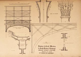 On The Construction Of Iron Roofs: A Theoretical And Practical Treatise