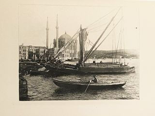 Constantinople: The City of the Sultans
