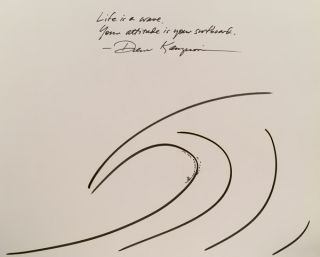 The Book of Waves: Form and Beauty on the Ocean (SIGNED)