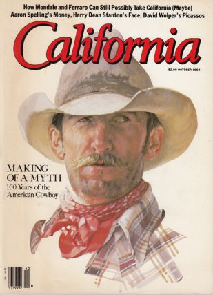 California: October 1984, Vol. 9, No. 10 (Jo Mora