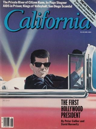 California: June 1984, Vol. 9, No. 6 (Jo Mora